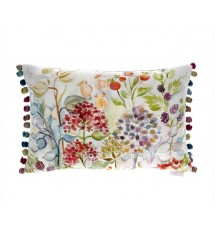 Voyage Maison Hedgerow White Cushion