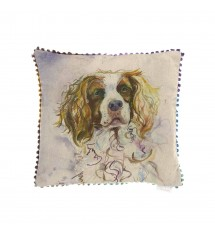 Henry The Dog Cushion