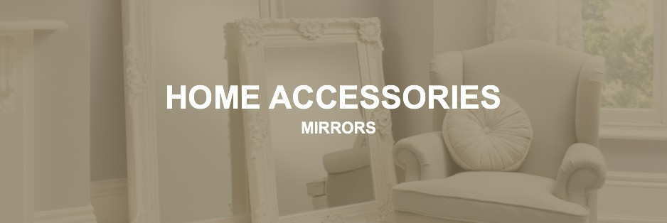 Mirrors available at House of Houghton