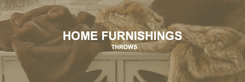 Throws available at House of Houghton