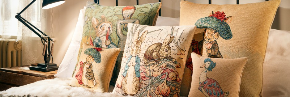 Beatrix Potter at House of Houghton