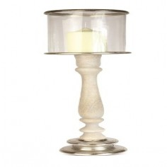 Tours Large Pillar Candle Holder