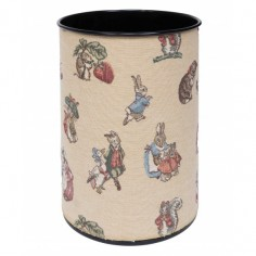 Peter Rabbit & Friends Tapestry Waste Bin